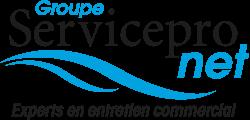 Logo Groupe Servicepro Net