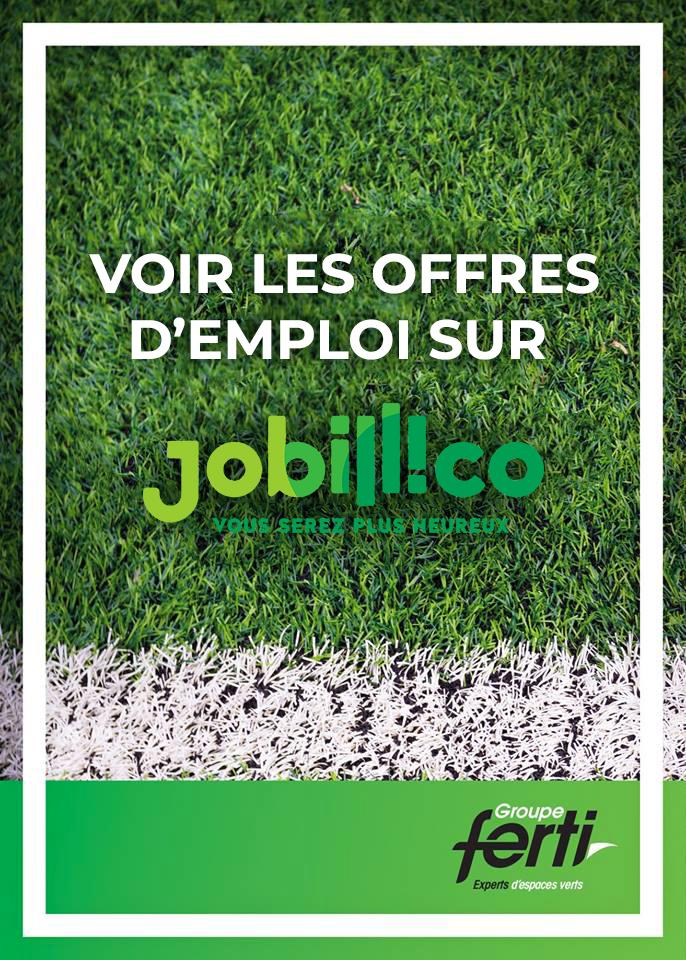 Voir les offres d'emploi de Groupe Ferti sur Jobillico