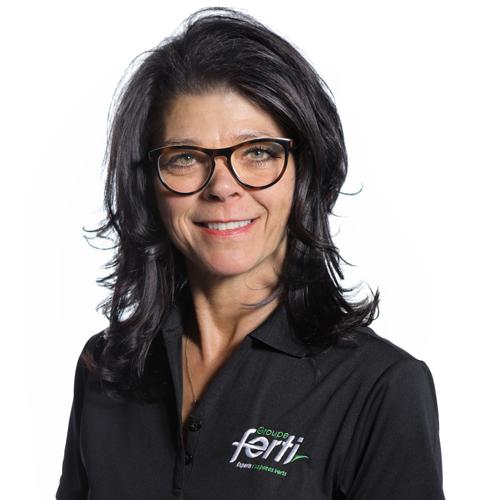 Céline Joly Technicienne en horticulture