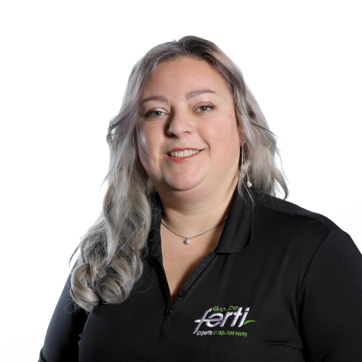 Amélie Vachon Conseillère au service à la clientèle